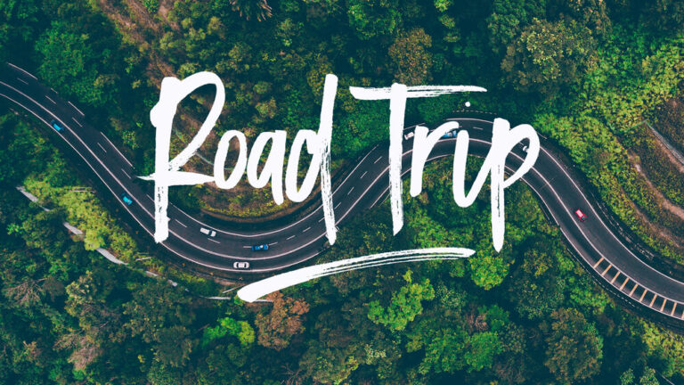 Road Trip Langs Østkysten